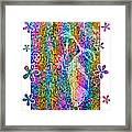 Jornada Rave I Framed Print