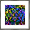 Journey 20130511v1 Framed Print by Wingsdomain Art and Photography