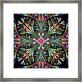 Julia Framed Print by Sandy Keeton