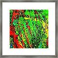 Jungle Beat Framed Print