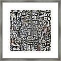 Juniper Bark- Texture Collection Framed Print