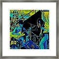 Jwinter #6 In Cosmicolors Framed Print