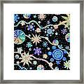 Kalafu In Space Framed Print