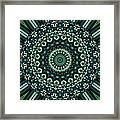 Kaleidoscope 10 Framed Print