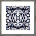 Kaleidoscope 16 Framed Print
