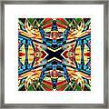Kaleidoscope 2 Framed Print