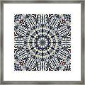 Kaleidoscope 29 Framed Print