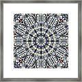 Kaleidoscope 29 Framed Print