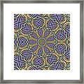 Kaleidoscope 6 Framed Print