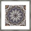 Kaleidoscope 64 Framed Print