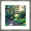 Kenny's Place Framed Print