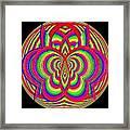Kinetic Rainbow 28 Framed Print