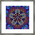 King Of The Universe Framed Print