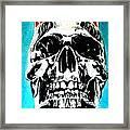 King Til Death Framed Print