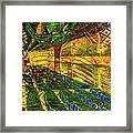 Klimt Covetous Framed Print