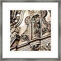 La Iglesia De La Compania  Quito Ecuador Framed Print