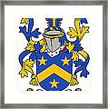 Lackey Coat Of Arms Irish Framed Print