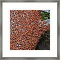 Ladybug Tree Framed Print