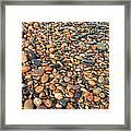 Lake Superior Stones 1 Framed Print