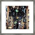 Lamp Shop Framed Print