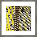 Las Vegas Abstract Framed Print