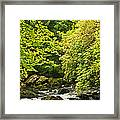 Lauragh River West Cork Framed Print