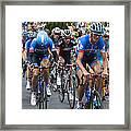 Le Tour De France 2014 - 2 Framed Print