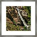 Leavitt Falls  Framed Print
