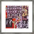 Led Zeppelin  Collage Number Two Framed Print