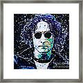 Lennon Framed Print by Chris Mackie