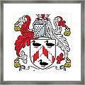 Levett Coat Of Arms II Irish Framed Print