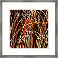 Light Fantastic 11 Framed Print by Natalie Kinnear