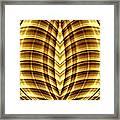 Liquid Gold 3 Framed Print