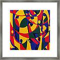 Live Adventurously Framed Print by Ron Waddams