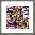 Lombard Street. Framed Print