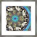 Look Into Her Soul Framed Print