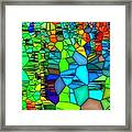 Looking Glass 1 Framed Print