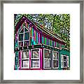 Lord And Taylor In Asbury Grove In South Hamilton-massachusetts Framed Print