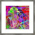 Lost In Abstract Space 20130611 Framed Print