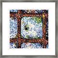 Lot Number 7 Of The Universe Framed Print