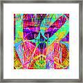 Love Fractals 20130707 Framed Print