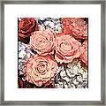 Lovely Flowers Framed Print