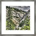 Lower Bear 2 Framed Print