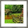 Mabrys Mill Framed Print