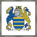 Maccoyle Coat Of Arms Irish Framed Print