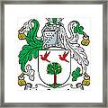 Macgeraghty Coat Of Arms Irish Framed Print