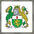 Macguinness Coat Of Arms Irish Framed Print