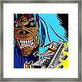 Machine Head-ie Framed Print