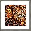 Magic Gold Framed Print