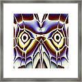 Magic Owl Framed Print